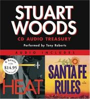 Cover of: Stuart Woods CD Audio Treasury Low Price: Santa Fe Rules and Heat