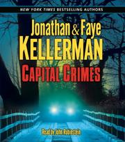 Cover of: Capital Crimes | Jonathan Kellerman