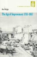 Cover of: The Age of Improvement, 1783-1867 (History of English)