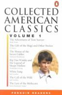 Cover of: Adventures of Tom Sawyer and Others (Penguin Readers: Collected American Classics, Vol. 1, Levels 1 and 2) | Penguin