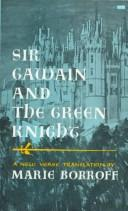 Cover of: Sir Gawain and the Green Knight | Marie Borroff