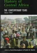 History of Central Africa