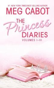 Cover of: The Princess Diaries Box Set, Volumes I-III (Princess Diaries)
