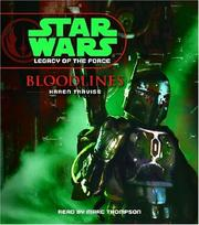 Cover of: Bloodlines (Star Wars: Legacy of the Force, No. 2)