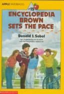 Cover of: Encyclopedia Brown Sets the Pace