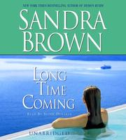 Cover of: Long Time Coming (Brown, Sandra (Spoken Word))