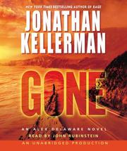 Cover of: Gone | Jonathan Kellerman