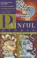 Cover of: Painful People | Joseph Dunn