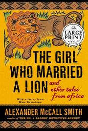 Cover of: The Girl Who Married a Lion