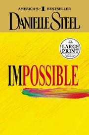 Cover of: Impossible
