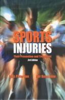 Cover of: Sports Injuries Their Prevention and Treatment