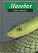 Cover of: Mambas (Snakes) |
