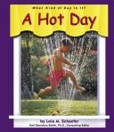 Cover of: A Hot Day (What Kind of Day is It?)