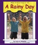 Cover of: A Rainy Day (What Kind of Day Is It)