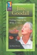 Cover of: Jane Goodall | Diana Briscoe