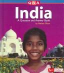 Cover of: India | Nathan Olson