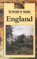 Cover of: History of Nations - England