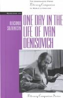 Cover of: One Day in the Life of Ivan Denisovich | Loreta Medina