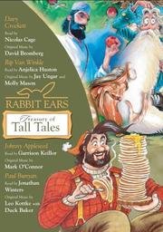 Cover of: Rabbit Ears Treasury of Tall Tales: Volume One