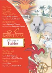 Cover of: Rabbit Ears Treasury of Fables and Other Stories
