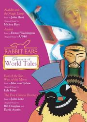 Cover of: Rabbit Ears Treasury of World Tales: Volume One