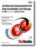 Cover of: Jd Edwards Enterpriseone 8.9 High Availability And Storage for the IBM Pseries Client | IBM Redbooks