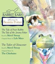 Cover of: Rabbit Ears: Stories by Beatrix Potter | Rabbit Ears
