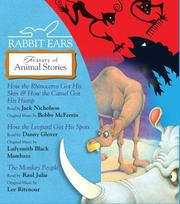 Cover of: Rabbit Ears Treasury of Animal Stories