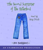 Cover of: The Second Summer of the Sisterhood (Sisterhood of the Traveling Pants)