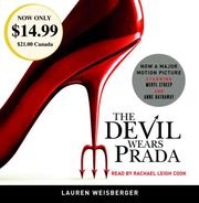 Cover of: The Devil Wears Prada (Movie Tie-In)