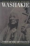 Cover of: Washakie, Chief of the Shoshones