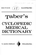 Cover of: Cyclopedic medical dictionary