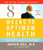Cover of: Eight Weeks to Optimum Health
