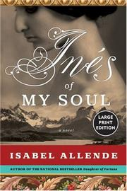Cover of: Ines of My Soul LP: A Novel