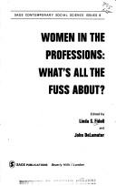 Cover of: Women in the Professions (No Series Description Provided) |