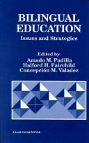 Cover of: Bilingual Education |