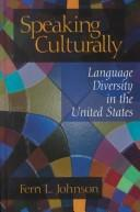 Cover of: Speaking Culturally