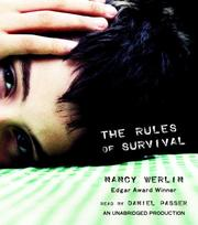 Cover of: The Rules of Survival | Nancy Werlin