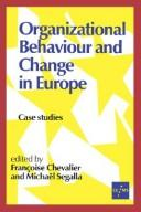 Cover of: Organizational Behaviour and Change in Europe |