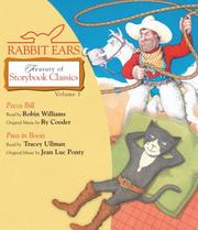 Cover of: Rabbit Ears Treasury of Storybook Classics: Volume One