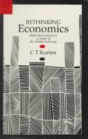 Cover of: Rethinking Economics