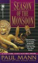 Cover of: Season of the Monsoon (George Sansi Mystery)