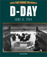 Cover of: D-Day, June 6, 1944