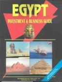 Cover of: Egypt Investment and Business Guide