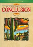 Cover of: Comprehension Skills:  Conclusion