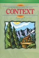 Cover of: Comprehension Skills:  Context