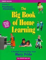 The Big Book of Home Learning by Mary Pride