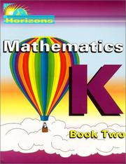 Cover of: Horizons Mathematics K, Book 2 (Lifepac)