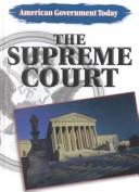 Cover of: Supreme Court |