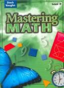 Cover of: Mastering Math